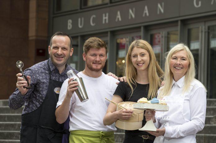 Taste Buchanan, Glasgow