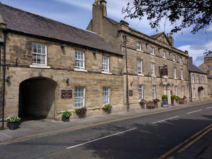 Warkworth House Hotel, Northumberland