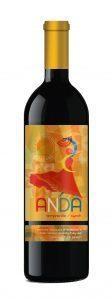 Picture of ANDA wine in Waitrose