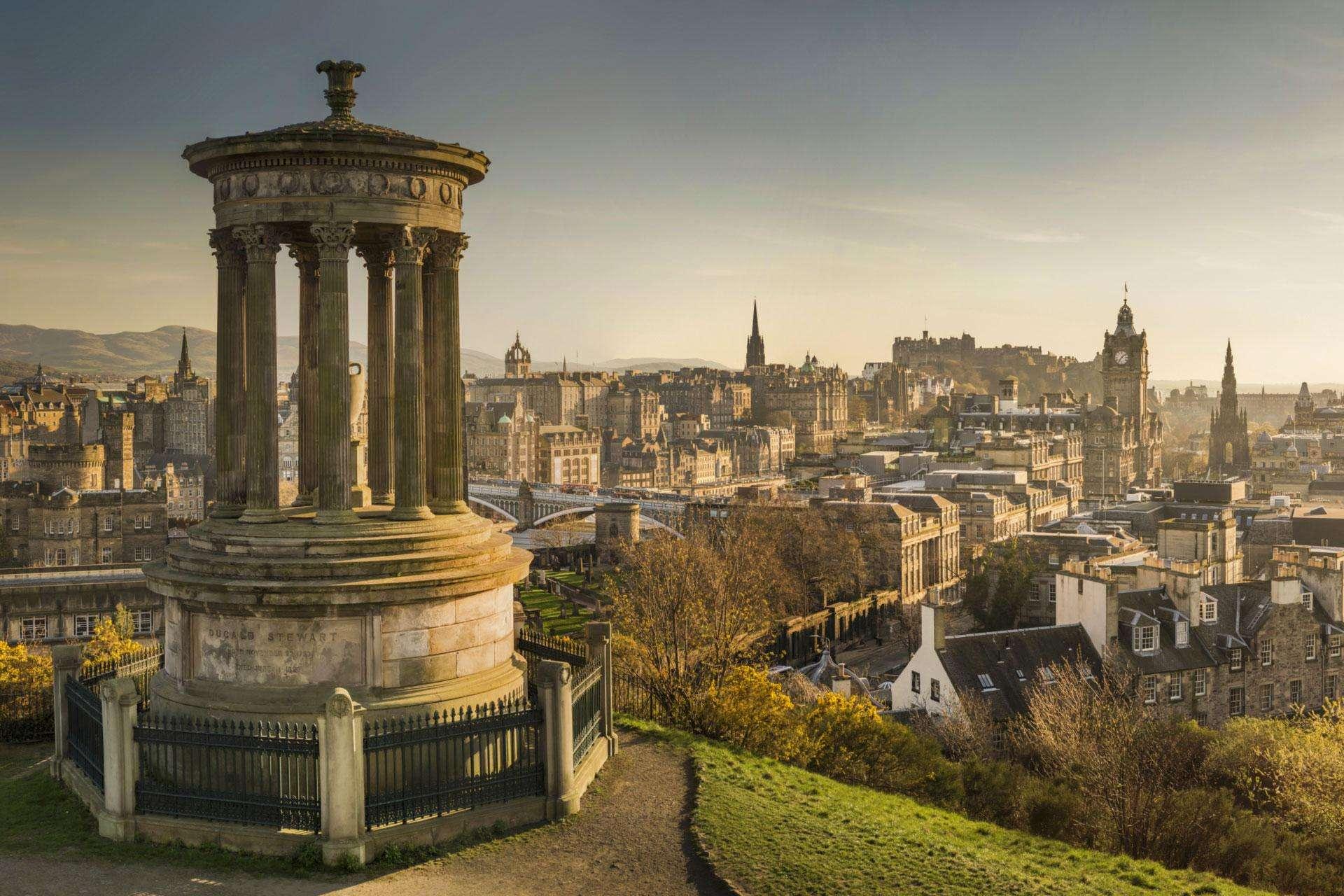 Picture of Carlton Hill Edinburgh
