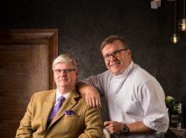 Picture of Nigel Haworth and Craig Bancroft
