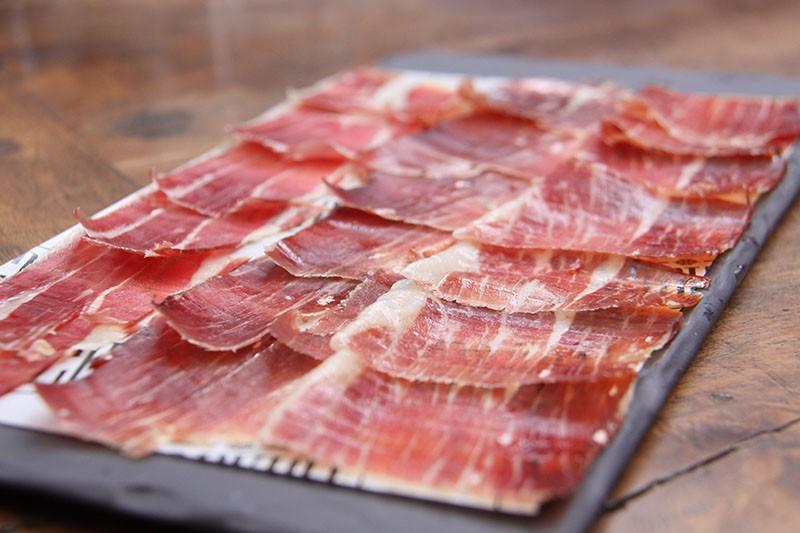 Picture of trio of ham