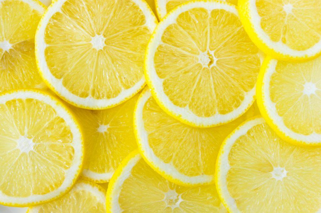 Picure of lemon slices