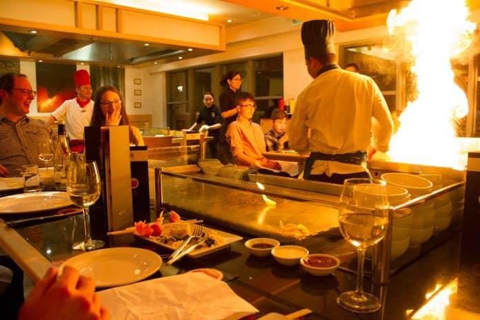 Sapporo Teppanyaki Manchester