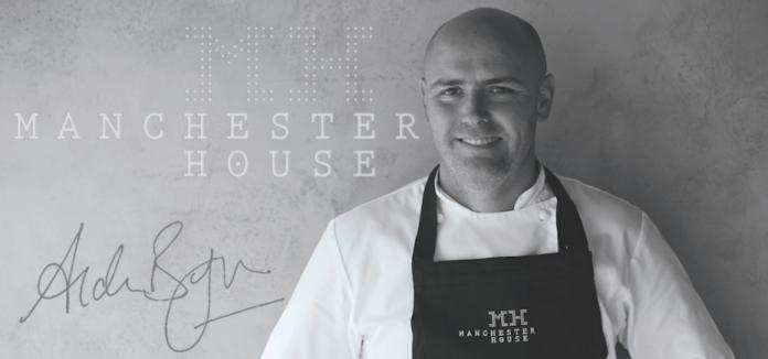 Manchester House Restaurant chef patron Aiden Byrne