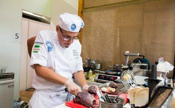 National Chef of the Year winner Kuba Winkowski